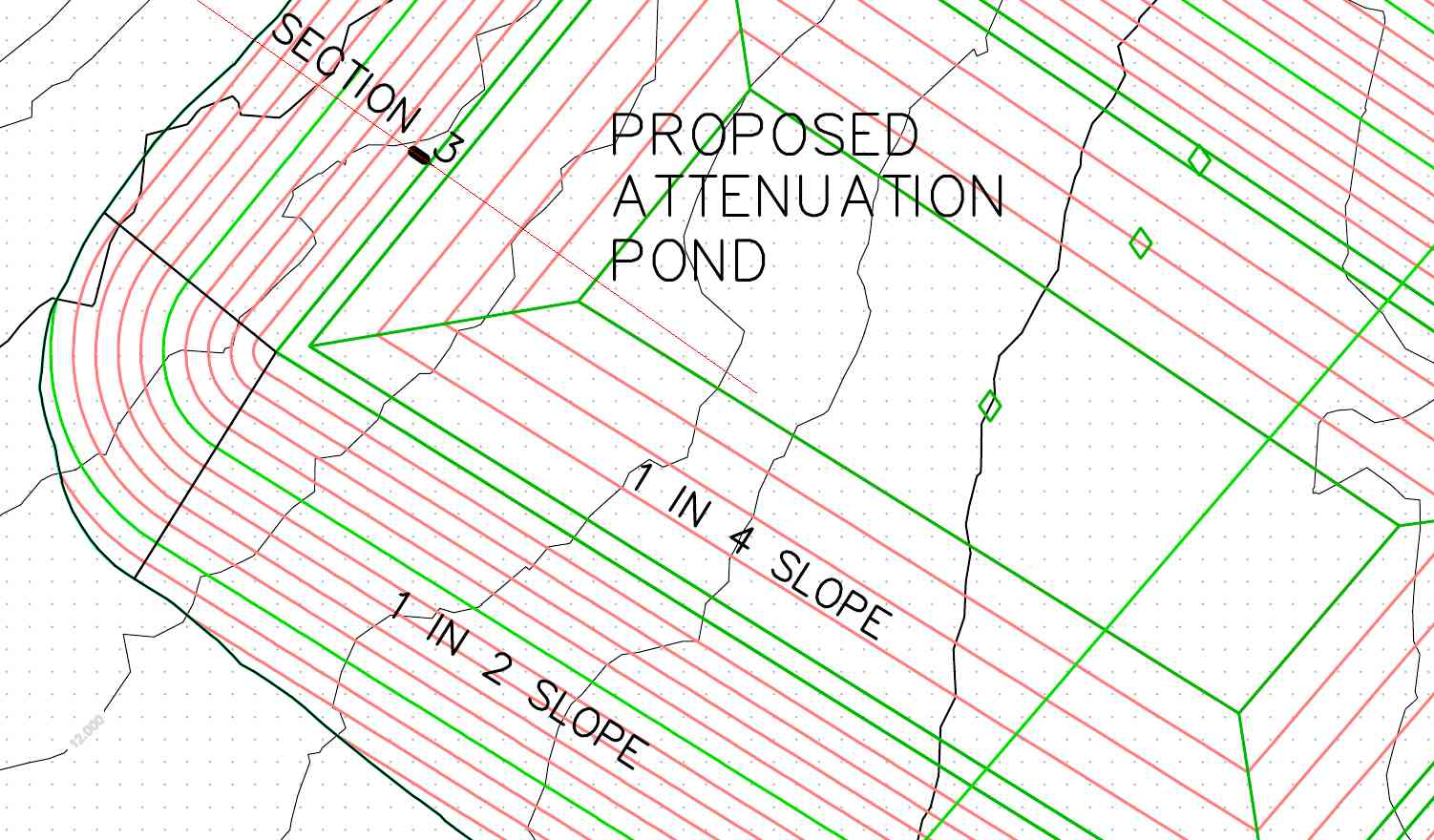 Our software morton roberts for Pond design in civil 3d